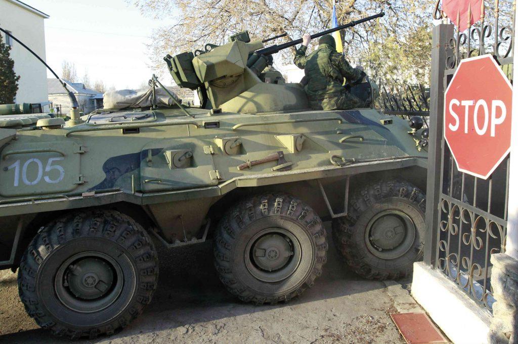 Russia Has Complete Information Dominance in Ukraine