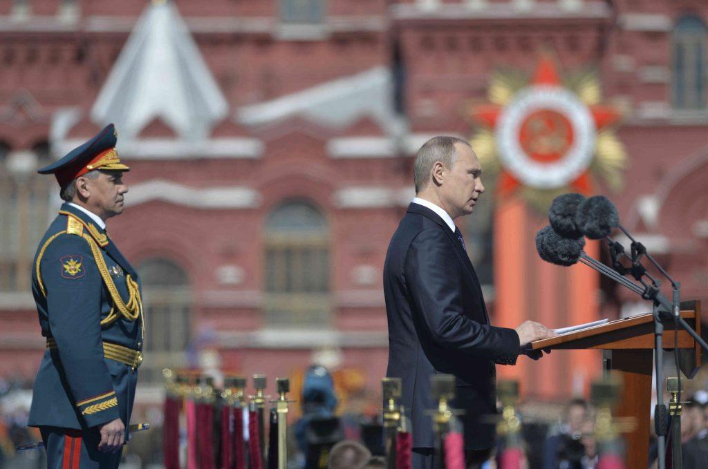 Imposing Costs on Putin Will Deter War