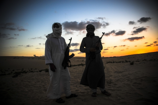A New Sinai Battle? Bedouin Tribes and Egypt's ISIS Affiliate