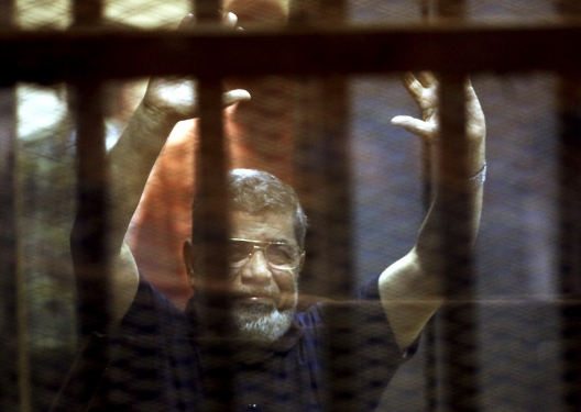 Q&A: Everything You Need to Know About the Morsi Verdict