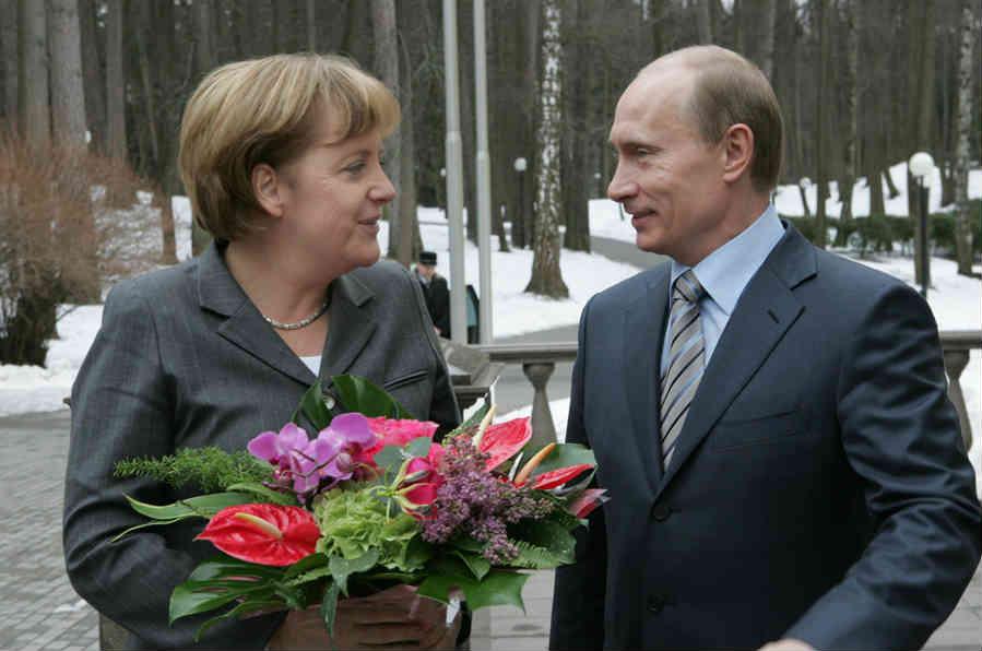 Putin Celebrates Stalinism. Again.