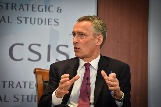 Secretary General Jens Stoltenberg, May 27, 2015