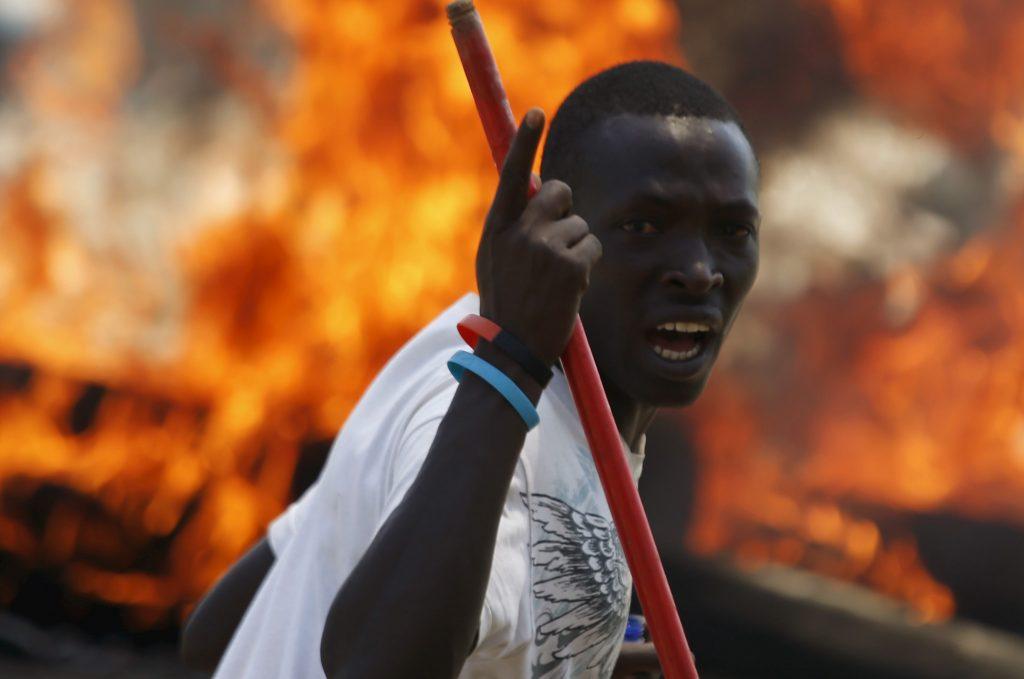 A Coup in Burundi?