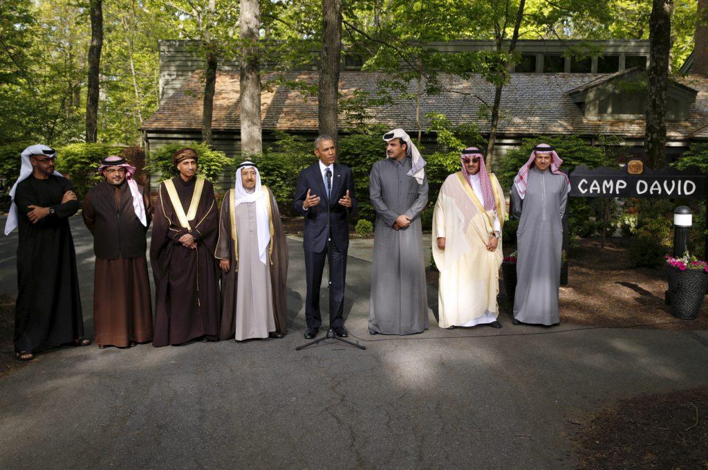 Road to Riyadh: Bridging the Gulf