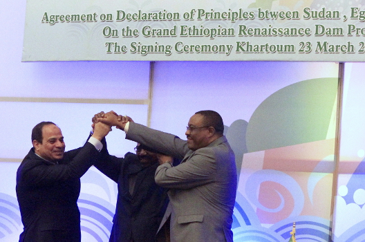 Nile Accord Opens Opportunity