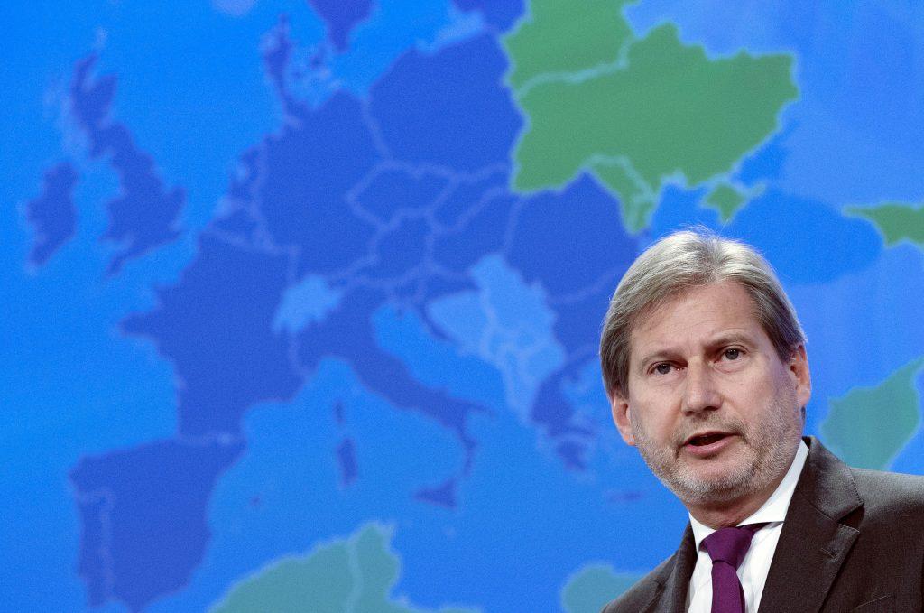EU Aspirants Face a Closed, if Not Locked, Door on Enlargement