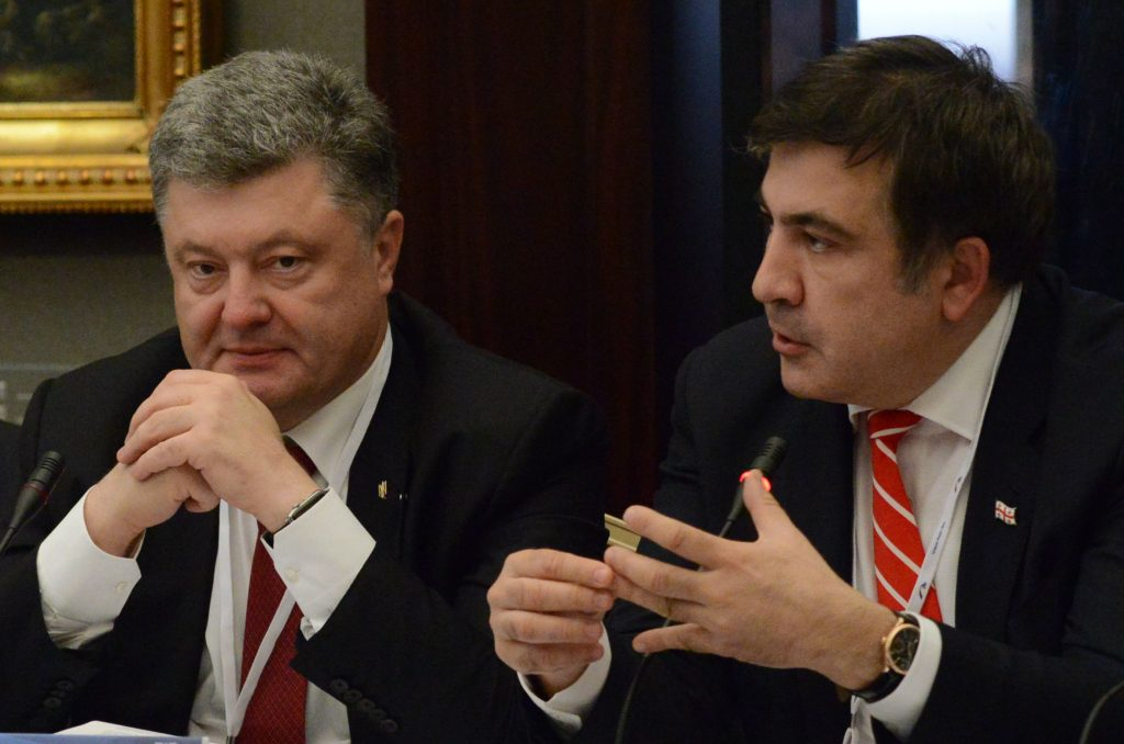 Why Saakashvili's Appointment as Odesa's Governor Actually Makes Perfect Sense