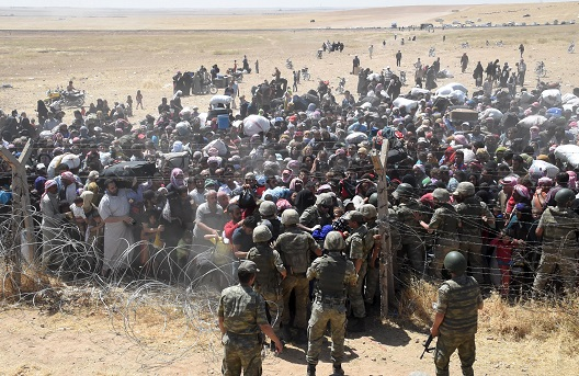 The Syrian Crisis and the Challenge Presented By ISIL