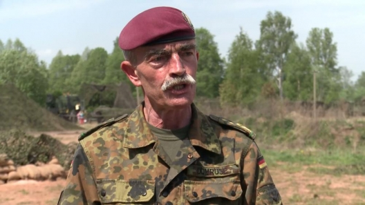 NATO Commander Advocates Arming Baltic and Eastern Europe to Deter Russia