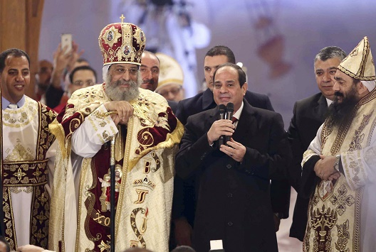 When Sectarian Conflict Finds a Local Solution, Copts Lose