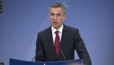 Secretary General Jens Stoltenberg, June 22, 2015