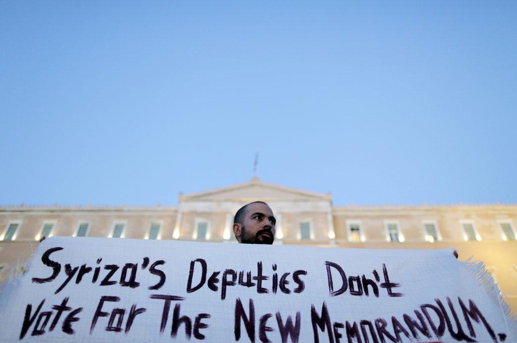Deal will 'Weaken' Greece's Tsipras