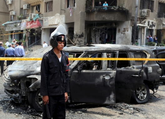 Prosecutor General Assassination Increases Concern over Judiciary Safety