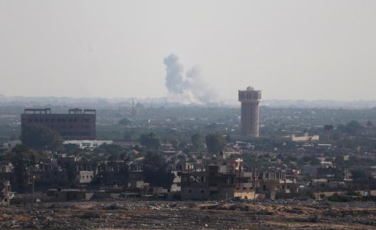 Militants Besiege Sinai's Sheikh Zuweid, Dozens Killed
