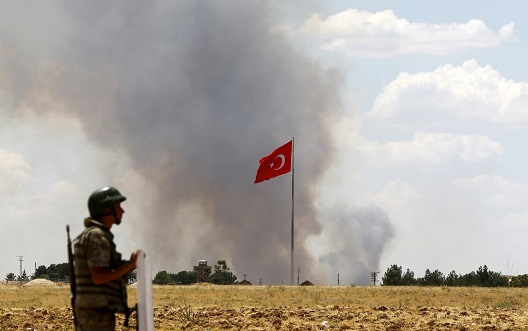 Ankara Moves to Counter the PYD