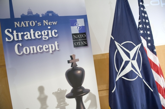 NATO's current Strategic Concept was accepted Nov. 19, 2010