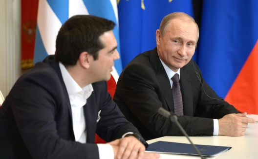 5 Reasons NATO Fears a Grexit