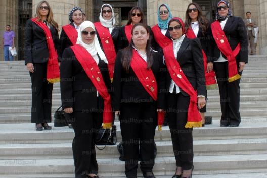 A Win for Women in Egypt's Courts