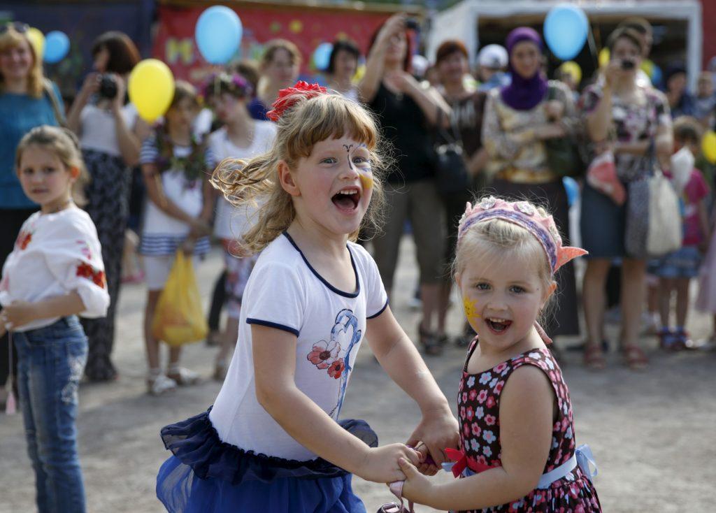 Ukraine's IDP Crisis Worsens as Local Attitudes Harden