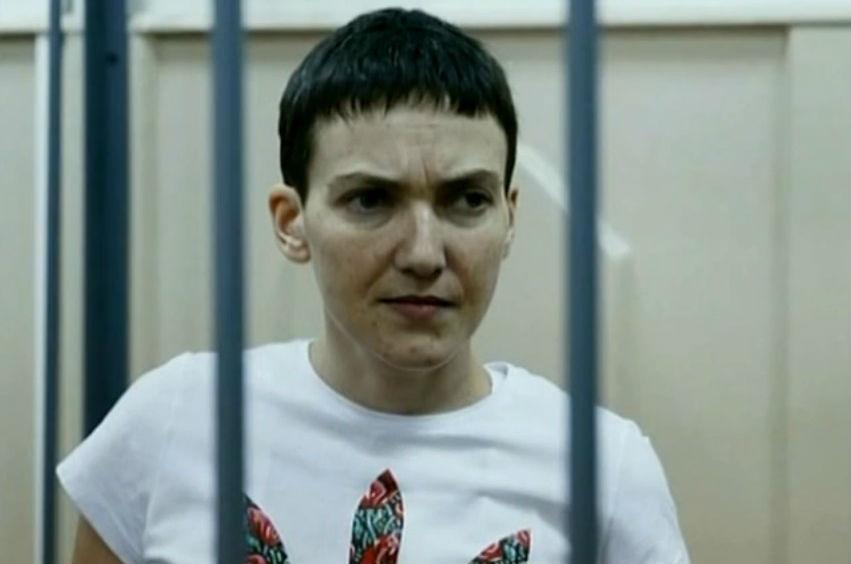 Russia Threatens Ukrainian Pilot Nadiya Savchenko with 25-Year Jail Term