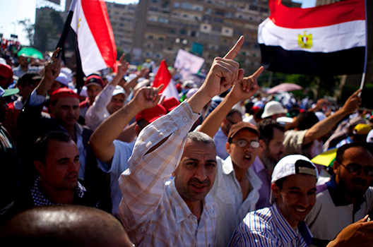 To vote or not to vote: Examining the disenfranchised in Egypt's political landscape