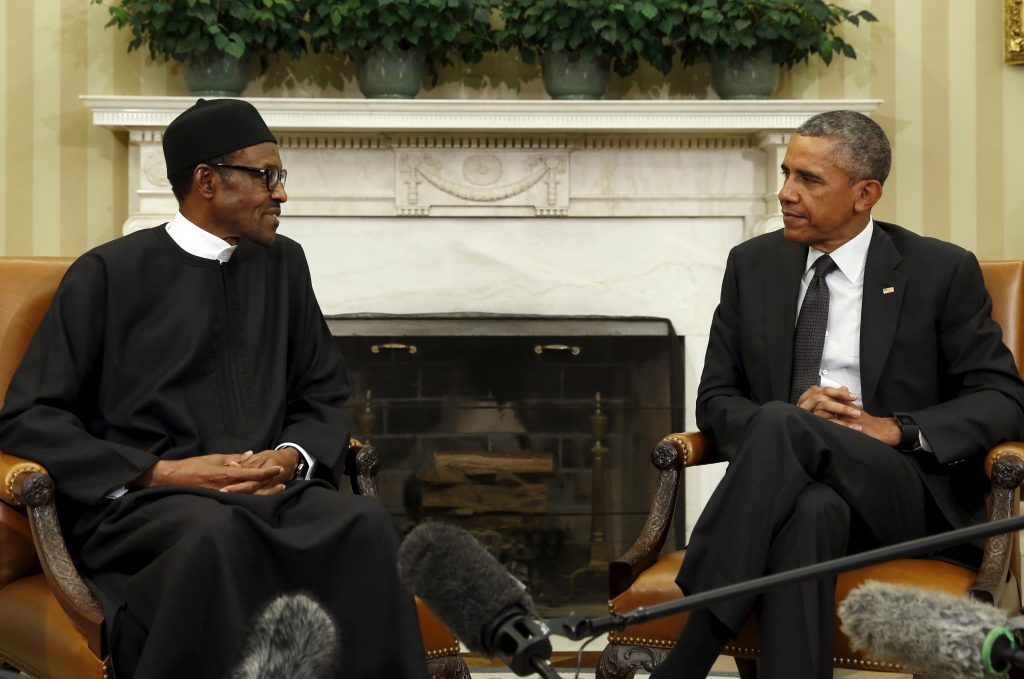 Nigerian President Slams US Law