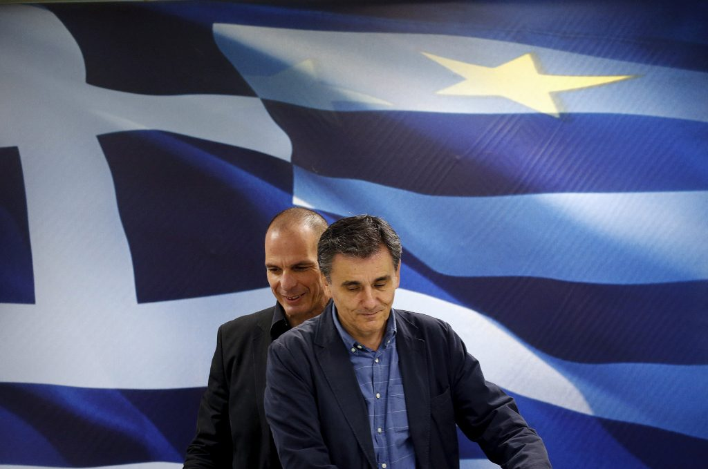 Dealing with Greece