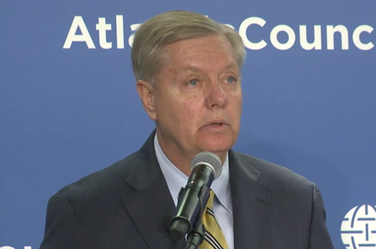 Here's What You Need to Know About Lindsey Graham's Foreign Policy Agenda