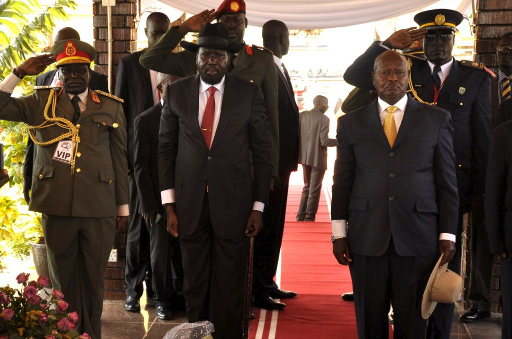 At Four Years Old, South Sudan is the 'World's Most Failed State'