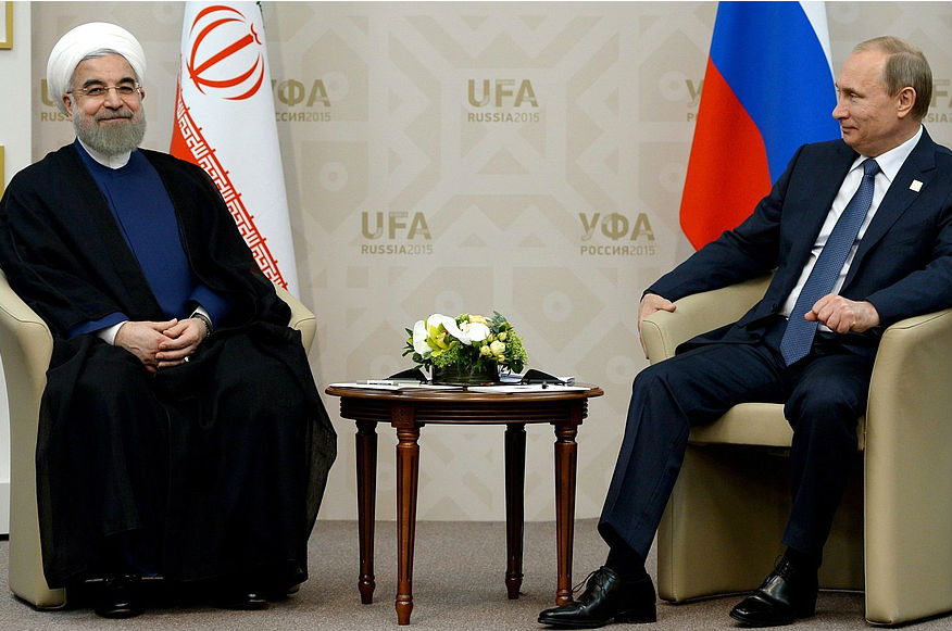 Even After Iran Deal, Putin Won't Get His Way in Ukraine