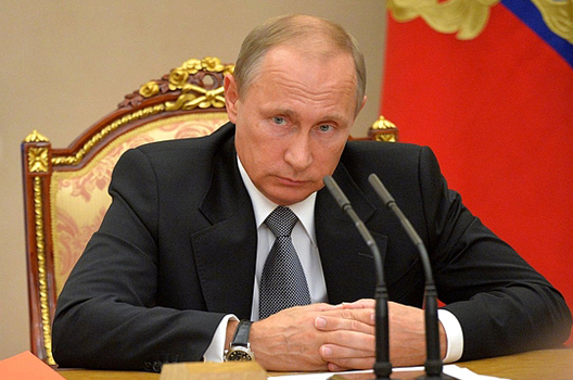 To Prevent Global Catastrophe, Putin Must Go