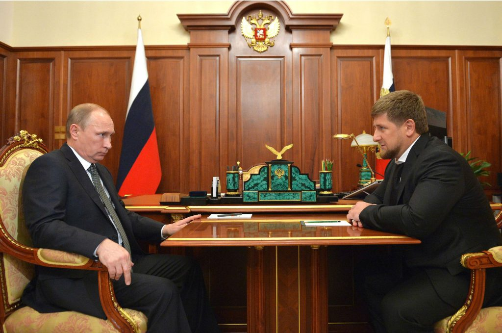 Why Eastern Ukraine Matters to Ramzan Kadyrov