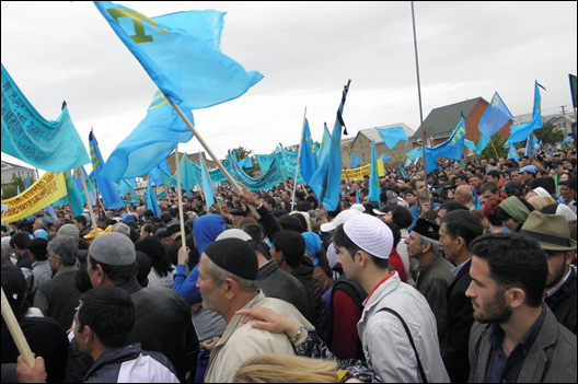 Lviv Welcomes Crimean Tatar Community With Open Arms