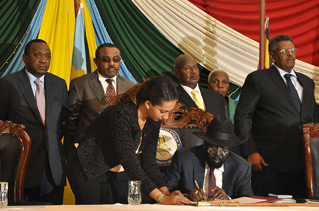 Yet Another Peace Deal in South Sudan