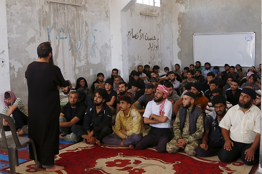 Syria: The Right Salafis Can Make All the Difference