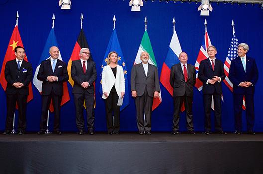 Iran debates its regional role