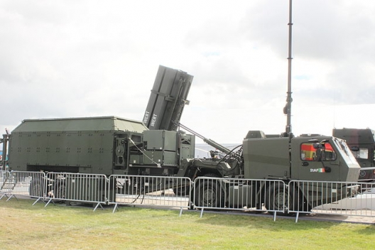 Medium Extended Air Defense System (MEADS), Sept. 15, 2012