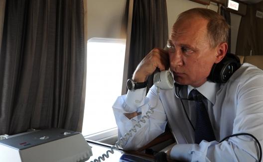 Russian President Vladimir Putin, August 20, 2015