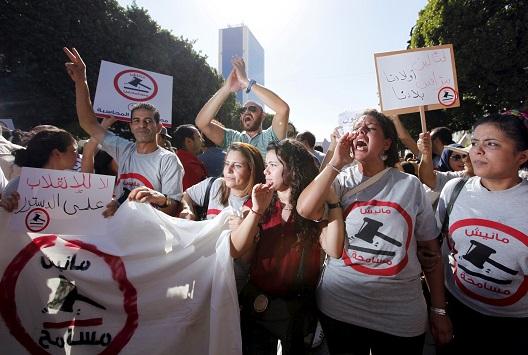 """Will Tunisia's Economic Reconciliation Law """"Turn the Page""""?"""