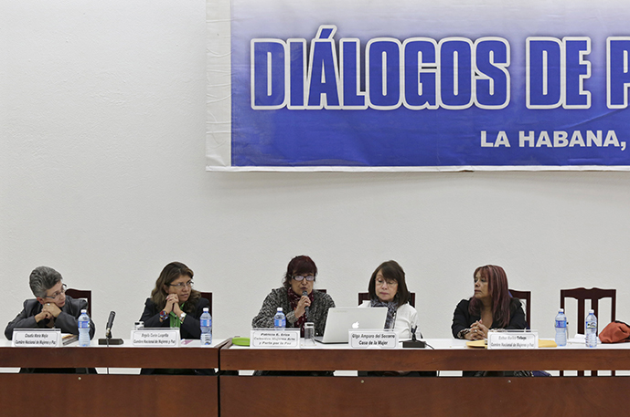 Women in Colombia Hold the Key to Peace