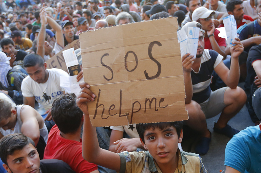 Europe Grapples with the Migrant Question