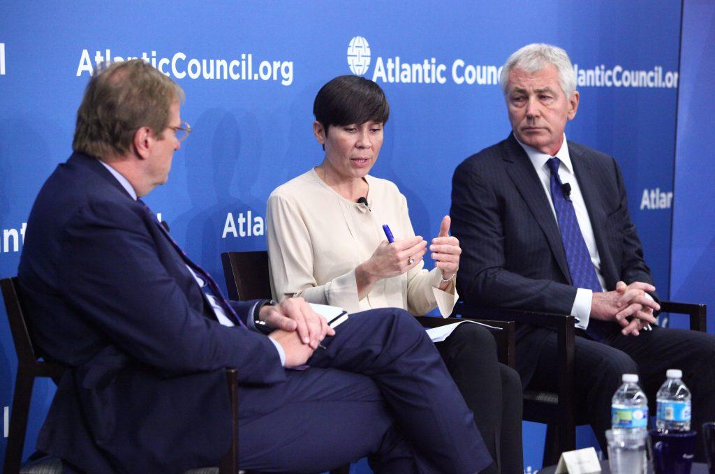 A Failed European Response to Migrant Crisis Will Hurt Transatlantic Ties, says Norwegian Defense Minister
