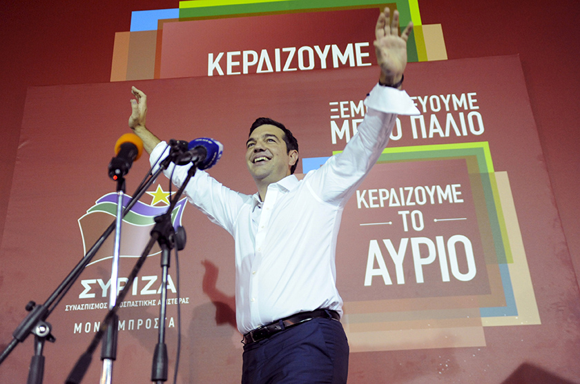 In Greece, Alexis Tsipras' Gamble Pays Off. Now What?