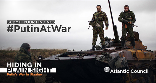 Hiding in plain sight: Putin's war in Ukraine