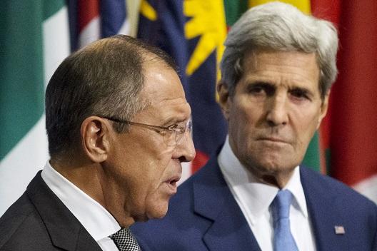 Syria: Moscow Strikes, Washington Watches