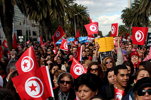 Tunisia: The last Arab Spring country