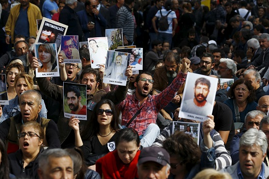 The ISIS Link to the Ankara Bombing
