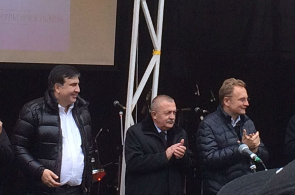 Ukrainians Eager to Go to Polls