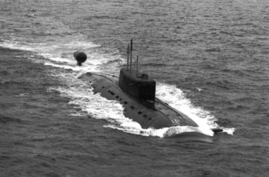 Sierra class Russian sub, June 1, 1994