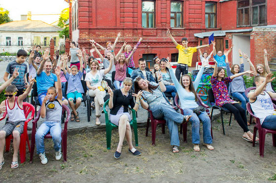 A New Generation for a New Ukraine